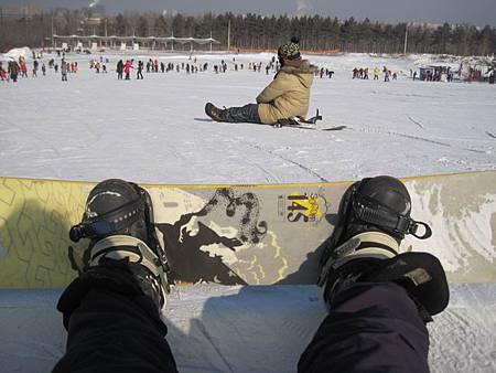中國東北極凍之旅-哈爾濱滑雪趣-名都滑雪場_1370.JPG