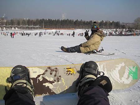 中國東北極凍之旅-哈爾濱滑雪趣-名都滑雪場_1369.JPG
