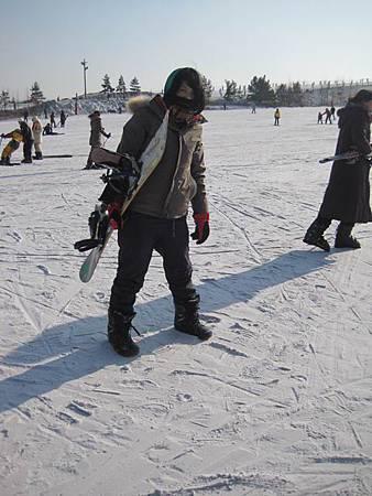 中國東北極凍之旅-哈爾濱滑雪趣-名都滑雪場_1376.JPG