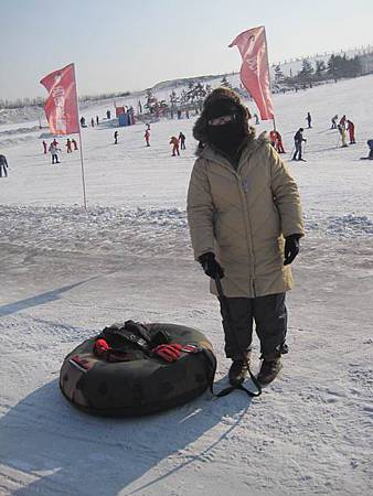 中國東北極凍之旅-哈爾濱滑雪趣-名都滑雪場_1381.JPG