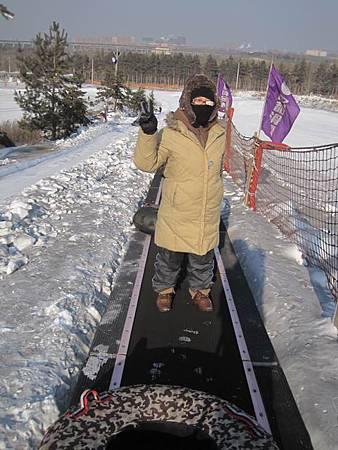 中國東北極凍之旅-哈爾濱滑雪趣-名都滑雪場_1382.JPG