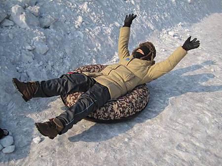 中國東北極凍之旅-哈爾濱滑雪趣-名都滑雪場_1391.JPG