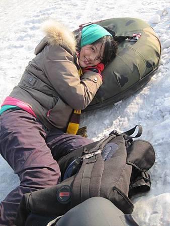 中國東北極凍之旅-哈爾濱滑雪趣-名都滑雪場_1390.JPG
