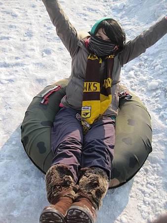 中國東北極凍之旅-哈爾濱滑雪趣-名都滑雪場_1393.JPG