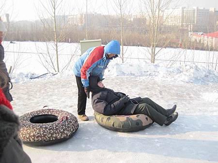 中國東北極凍之旅-哈爾濱滑雪趣-名都滑雪場_1399.JPG