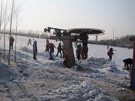 中國東北極凍之旅-哈爾濱滑雪趣-名都滑雪場_1402.JPG