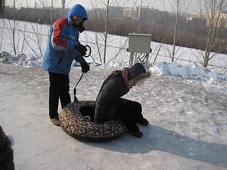 中國東北極凍之旅-哈爾濱滑雪趣-名都滑雪場_1401.JPG