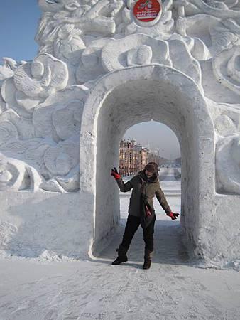 東北極凍之旅-中國最北的縣-漠河縣城_2962