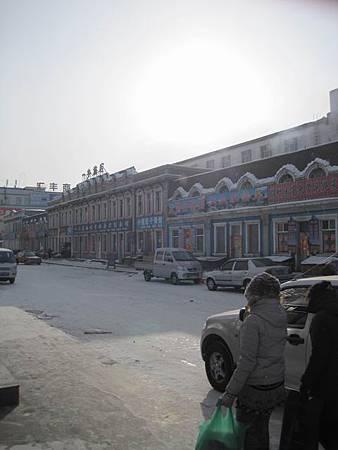 東北極凍之旅-中國最北的縣-漠河縣城_2976