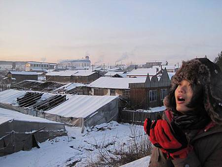 東北極凍之旅-中國最北的縣-漠河縣城_2980