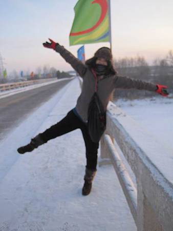 東北極凍之旅-中國最北的縣-漠河縣城_2982