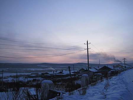 東北極凍之旅-中國最北的縣-漠河縣城_2985