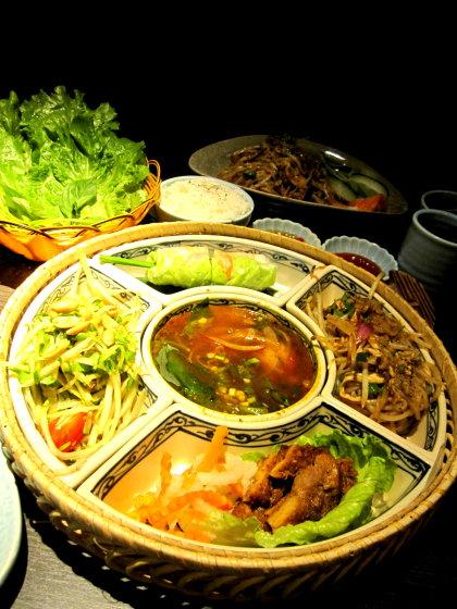 台中大業路-很越南宮廷料理2