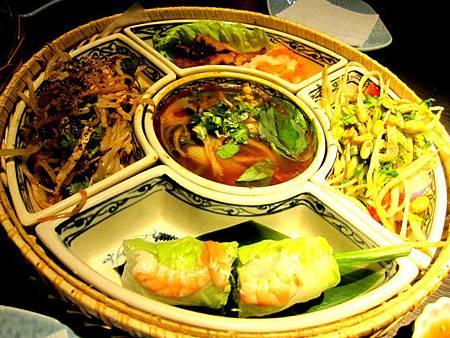 台中大業路-很越南宮廷料理1