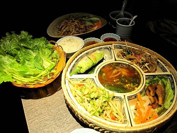 台中大業路-很越南宮廷料理16