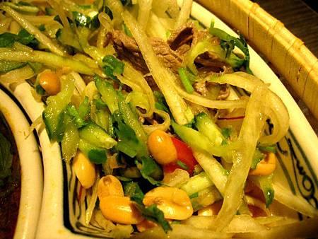 台中大業路-很越南宮廷料理9