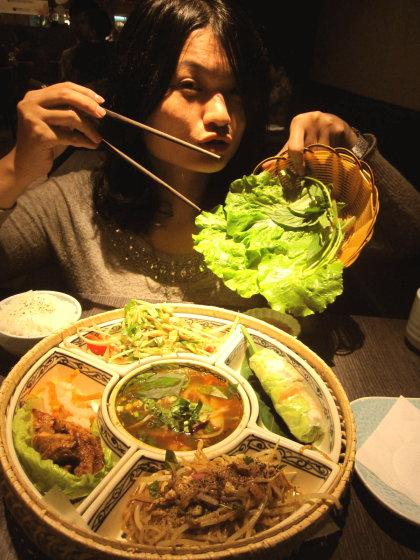 台中大業路-很越南宮廷料理14