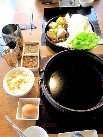 【毛森江】經典作【八錢日式鍋物】11