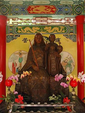 台南鹽水天主堂-全台最特殊的東西合併教堂-0_8.JPG