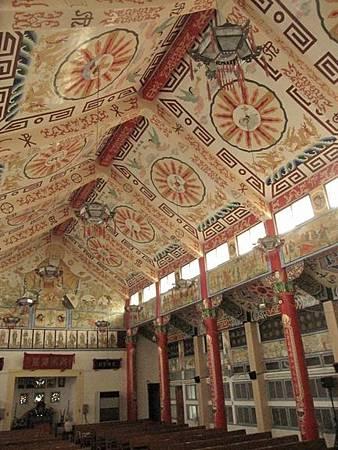 台南鹽水天主堂-全台最特殊的東西合併教堂-0_29.JPG