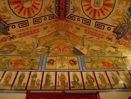 台南鹽水天主堂-全台最特殊的東西合併教堂-0_36.JPG