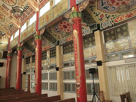 台南鹽水天主堂-全台最特殊的東西合併教堂-0_56.JPG