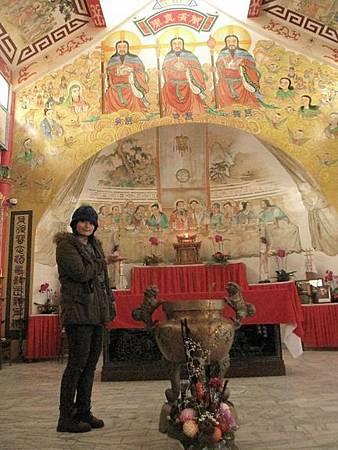 台南鹽水天主堂-全台最特殊的東西合併教堂-0_66.JPG