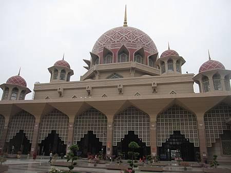 馬來西亞太子城-布城-粉紅清真寺-0.JPG