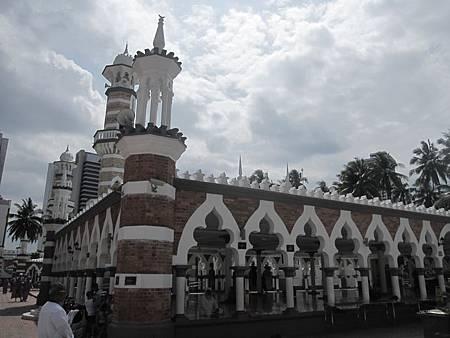 馬來西亞吉隆坡佳密清真寺-0.JPG