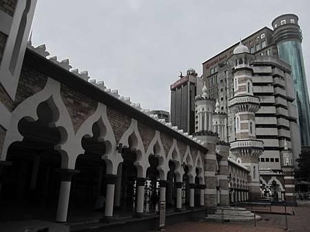 馬來西亞吉隆坡佳密清真寺-0_25.JPG