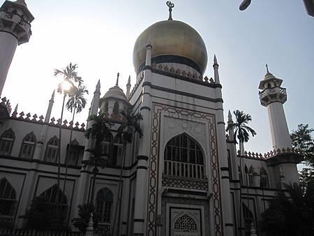 新加坡伊斯蘭教蘇丹清真寺-0.JPG