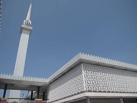 馬來西亞吉隆坡國家清真寺-0.JPG