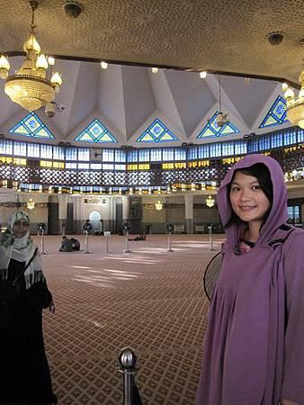 馬來西亞吉隆坡國家清真寺-0_11.JPG