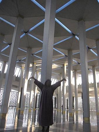 馬來西亞吉隆坡國家清真寺-0_14.JPG