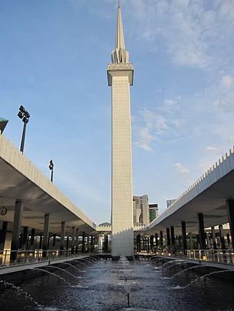 馬來西亞吉隆坡國家清真寺-0_17.JPG