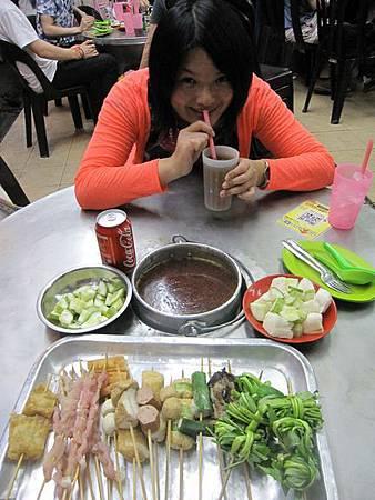 馬來西亞麻六甲美食-加必多沙嗲朱律火鍋-0_11.JPG