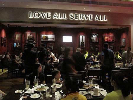 馬來西亞馬六甲夜未眠-搖滾音樂餐廳【HARD ROCK CAFE】_7.JPG