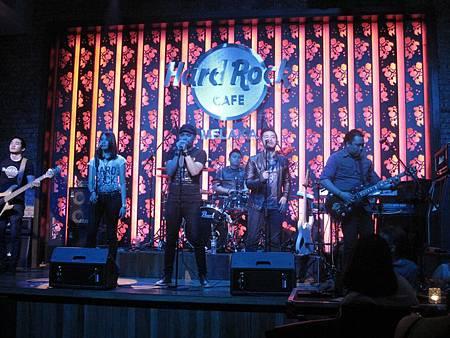 馬來西亞馬六甲夜未眠-搖滾音樂餐廳【HARD ROCK CAFE】_10.JPG