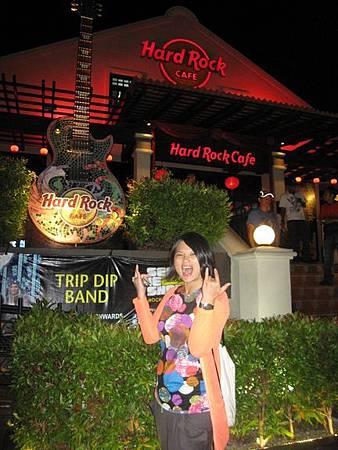 馬來西亞馬六甲夜未眠-搖滾音樂餐廳【HARD ROCK CAFE】_12.JPG