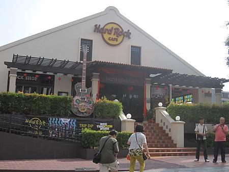 馬來西亞馬六甲夜未眠-搖滾音樂餐廳【HARD ROCK CAFE】_13.JPG