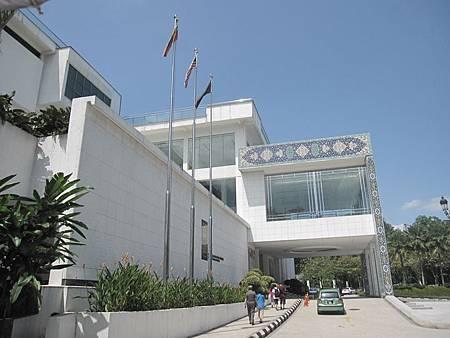 馬來西亞吉隆坡-【伊斯蘭藝術博物館】Islamic Arts Museum 清真餐廳與伊斯蘭紀念品.JPG
