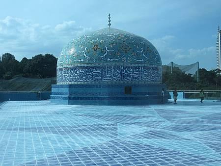 馬來西亞吉隆坡-【伊斯蘭藝術博物館】Islamic Arts Museum 清真餐廳與伊斯蘭紀念品_53.JPG