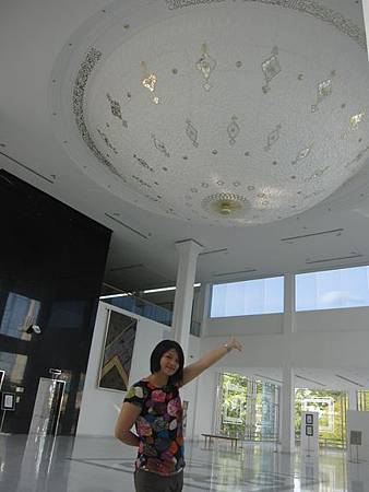 馬來西亞吉隆坡-【伊斯蘭藝術博物館】Islamic Arts Museum 清真餐廳與伊斯蘭紀念品_67.JPG