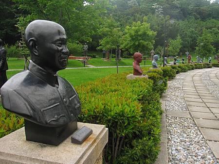 台灣美景-桃園慈湖蔣公雕塑公園_6.JPG