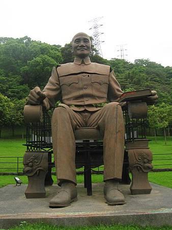 台灣美景-桃園慈湖蔣公雕塑公園_83.JPG