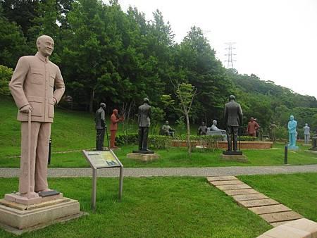 台灣美景-桃園慈湖蔣公雕塑公園_107.JPG
