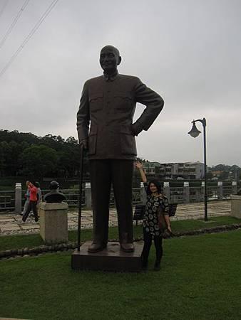 台灣美景-桃園慈湖蔣公雕塑公園_112.JPG