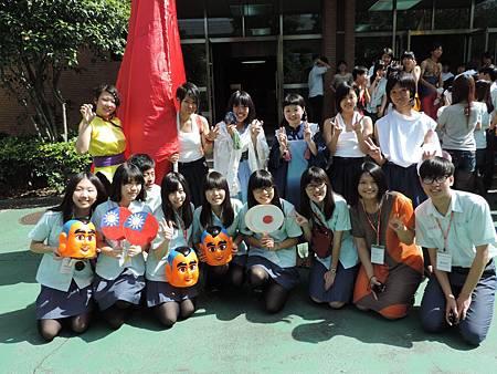 201405參訪大阪港南造型高校 赴日教育旅行.JPG
