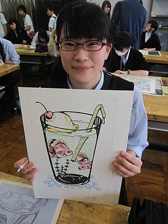 201405參訪大阪港南造型高校 赴日教育旅行_8.JPG