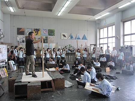 201405參訪大阪港南造型高校 赴日教育旅行_10.JPG